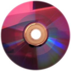 DVD-R with purple dye, 4.7 GB
